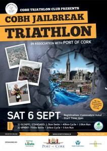 Cobh Tri Poster